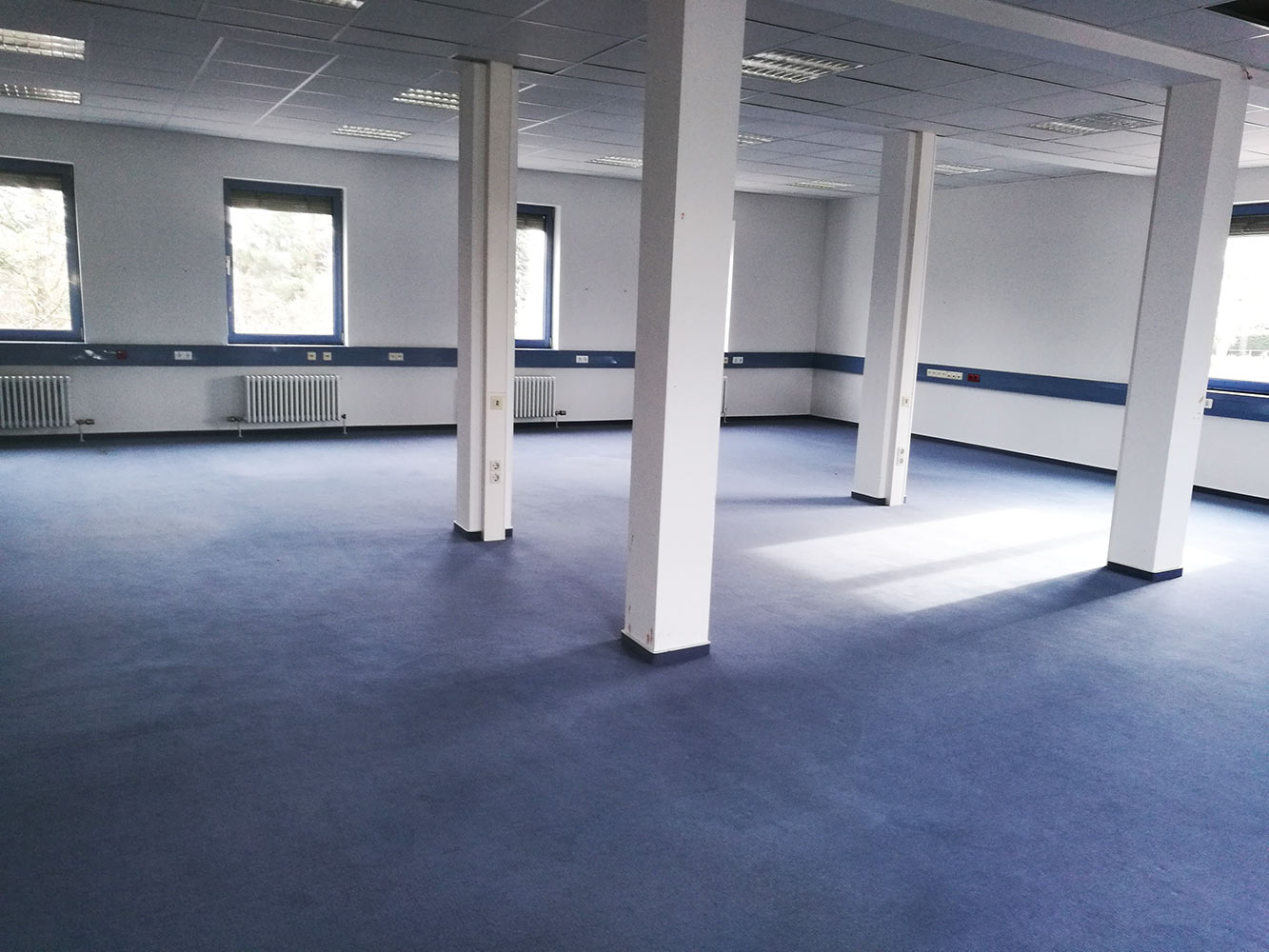 Großraumbüro in Ludwigsburg miete